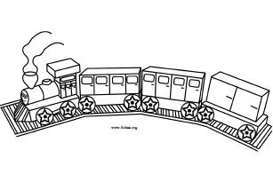 ficha medio transporte: